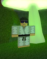 Black Belt Hagar