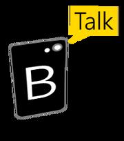 B talk