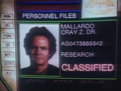 Mallardo Cray Z Dr CLASSIFIED