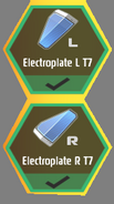 T7 Electroplates