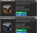 Armored Helium