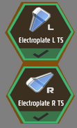 T5 Electroplates