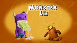 Monster Lie Title Card