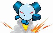 Robotboy....