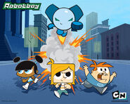 Robotboy run 1280