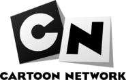 CN Logo (Detailed Gray Shadow)