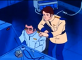 Samson Beckett and Miles Cochrane in Lab Danger Zone.png