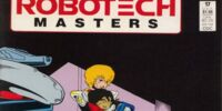 Robotech Masters 17: Mind Games