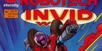 Robotech: Invid War 16: All Fall Down