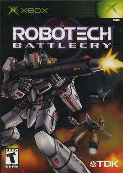 Robotech front