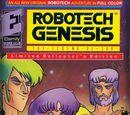 Robotech Genesis: The Legend of Zor