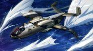 US Navy transport