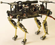 Research robot