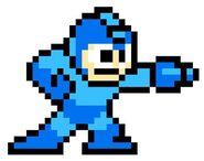 8-bit rockman