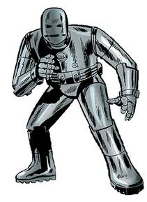 Iron Man Armor MK I 001