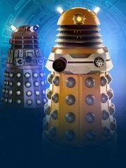 Daleks 2005 and 2010