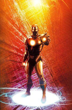 Invincible Iron Man Vol 1 14 (Virgin)