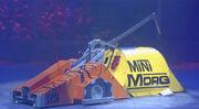 Mini Morg vs Kat 3