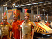 Team in costumemaximus