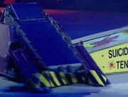 Forklift's revenge suicidal tendencies