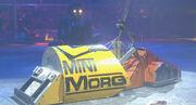 Kat 3 vs Mini Morg