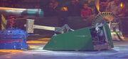 Bondi-Titch vs Corkscrew