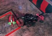Dead Metal Robo Savage Dee