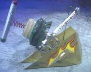Dominator 2 corkscrew