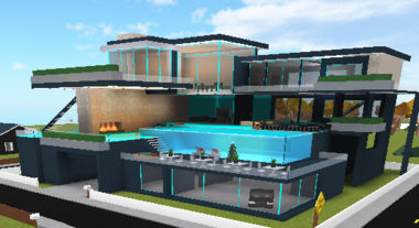 M Mansion