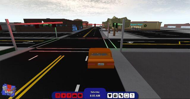 File:Car stop light.jpg