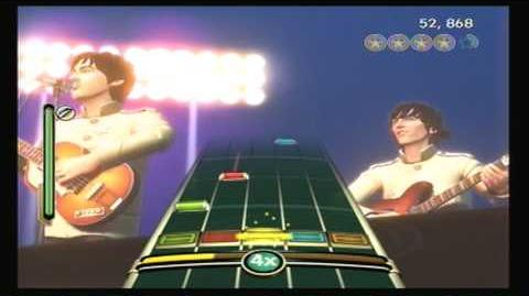 The Beatles Rock Band Ticket To Ride- Sight Read (99% Gold Stars)