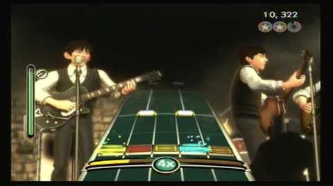 The Beatles Rock Band Do You Want To Know A Secret- Sight Read (97%)