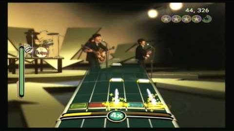The Beatles Rock Band I Want To Hold Your Hand- Sight Read (100%)