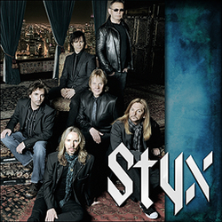 Styx Rock Band re-record