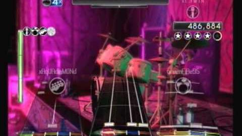Rock Band 2 - Anyway You Want It - Full Band - 5 Stars