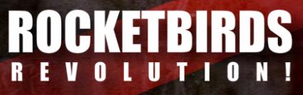 Rocketbirds Revolution Banner