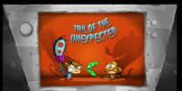 Tail of the Unexpected