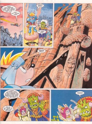 File:Sparkster Last of the Rocket Knights Page 28.jpg