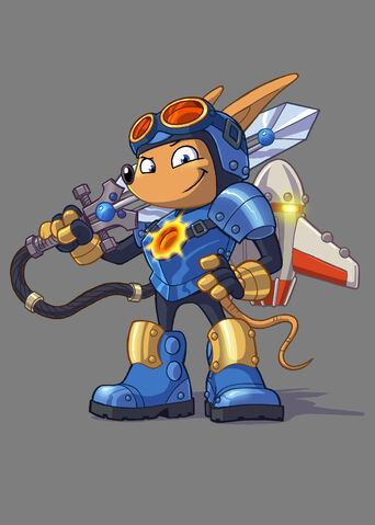 File:Sparkster (Rocket Knight 2010 Official Artwork).jpg