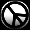 Peace decal icon
