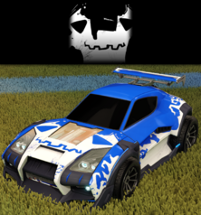 Skullface decal import