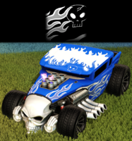 Inferno decal premium