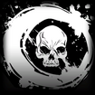 Skulls decal icon