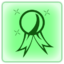 Rank Up trophy icon