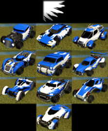 Wings decal common
