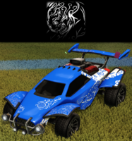 Shisa decal rare
