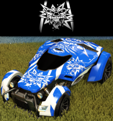 Maximon decal rare