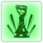 Good Times trophy icon