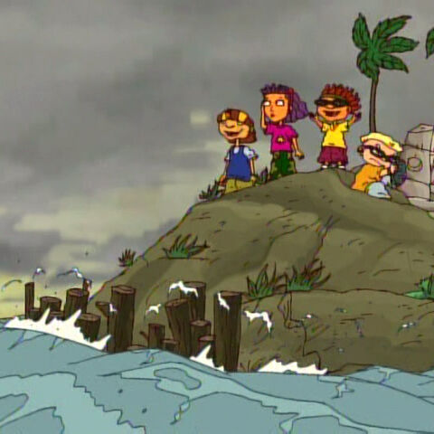 Opening scene from the episode