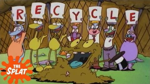 Recycle Song Rocko's Modern Life The Splat